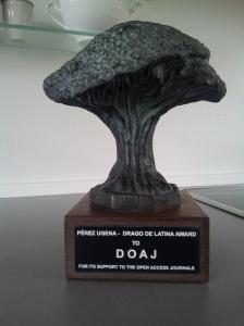 The Perez Ugena award