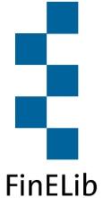 FinELib logo